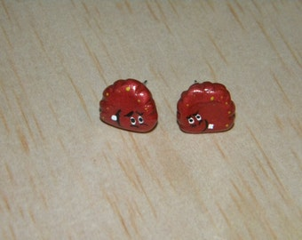 The many faces of Meatwad Earrings