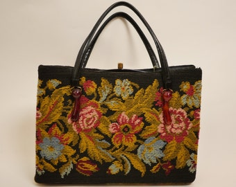 Sixties Tapestry Bag