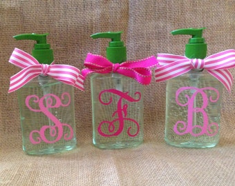 Personalized Hand Sanitizer - Teacher Gift