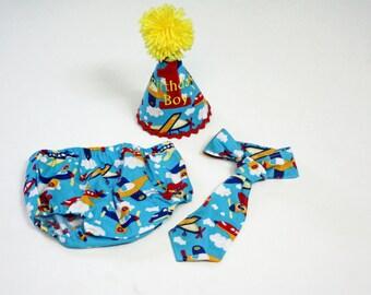 Smash Cake Outfit; Birthday Boy; 1st Birthday