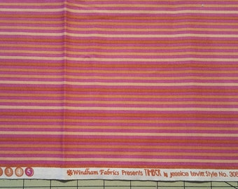 Timber Stripes Pink by Jessica Levitte for Windham
