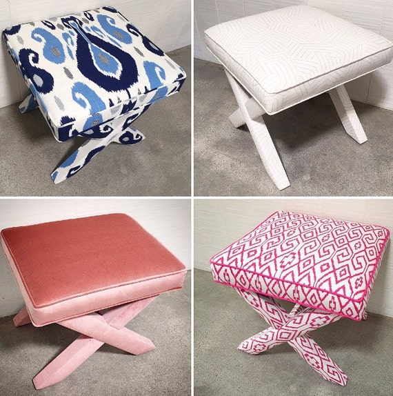 Custom X-Bench - Design Your Own With ANY Fabric