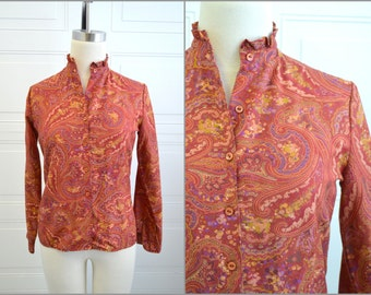 1960s Fashionaire Shirt