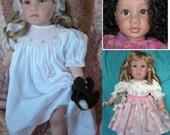 "Custom 18"" Beautiful Friend Look-a-Like Doll"
