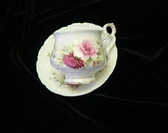 Royal Albert Lovely Bone China Memories Pattern with Rose's