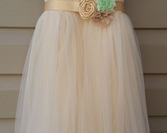 Flower Girl Dresses | Etsy