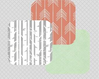Curtains Ideas birch tree curtains : Birch tree nursery | Etsy