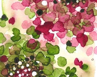 12 x 16 Floral Art Print