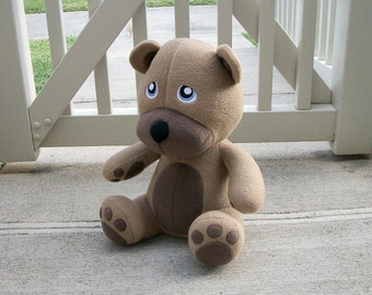 Personalize Your Own Custom Bear Plush