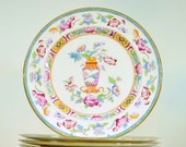 Vintage Royal Doulton Pattern E29258 Dinner Plates: Set of 4
