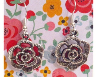 Earrings- Flowers 1