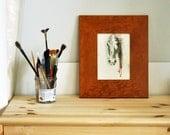 Original Fine Art, Horse Head Drawing, Equine Art, Contemporary Art, Modern Art
