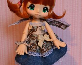 Shaby dress for Kikipop