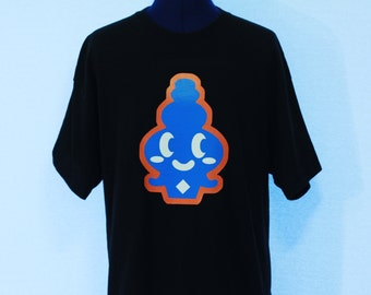 Kalos Boutique - Twin T-Shirt Black - Tierno Cosplay