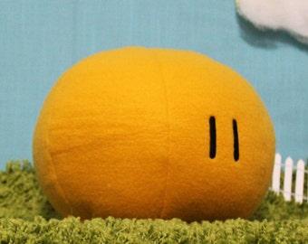 Dango Plush, Basic Blushing Dango Pillow, Clannad Dango, Mochi Plush, Clannad Cosplay - Hand-made - size Medium