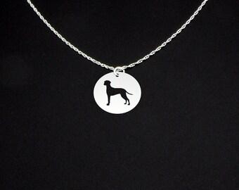 Dalmatian Necklace - Dalmatian Jewelry - Dalmatian Gift