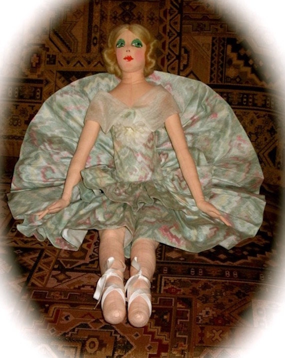 cloth bed dolls for adults