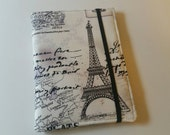 Kindle Paperwhite Cover Nook Simple Touch  Kobo Glo Nook Glowlight Kindle Voyage Paris Map postage mark Custom Order