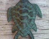 Cast Iron Sea Turtle Bottle Opener