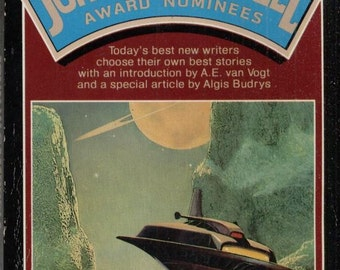 New Voices 4--The John W. Campbell Award Noninees