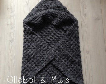 Crochet baby cape, baby cape, baby, cape, crochet cape,