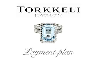 Torkkeli Jewellery Payment plan, Down Payment for the jewelry of your dreams, engagement ring, wedding band