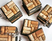 25 Dollars Off - 5 sets of Slate Wine Cork Coasters