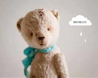 SALE 25% OFF Instant Download Sewing PDF Pattern Teddy Bear Matvey 7 inches