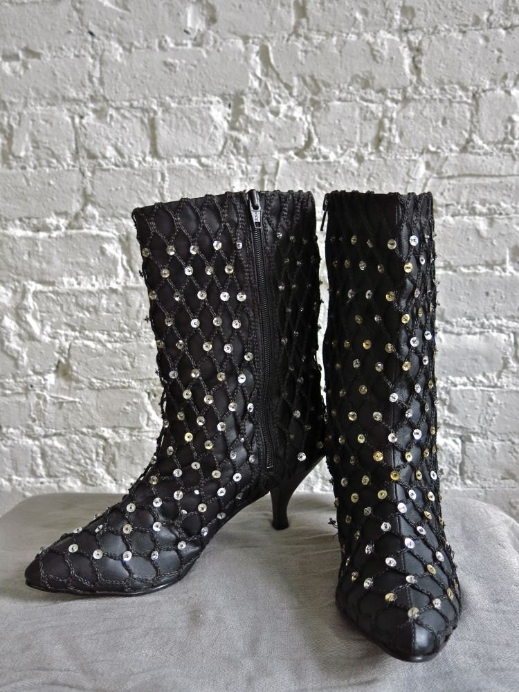 DEPOSIT 200 of 395 1985 Iconic Madonna Boots from