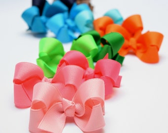 Baby Bows, Hair Bows for Girls, Toddler Hair Bows, Hair Bows, Baby Hair Bows, 2 inch Hair Bows, Small Hair Bows, Girls Hair Bows, Bows, 200