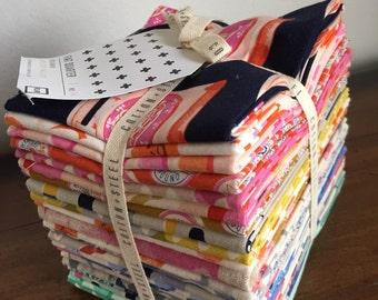 Flash Sale - Cotton and Steel Trinket by Melody Miller Fat Quarter Bundle