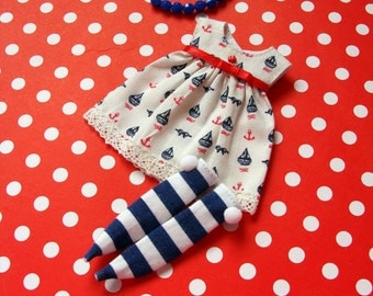 Sailor Dress for Middie #3 items