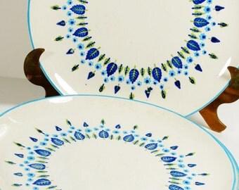 Stetson Marcrest Alpine Chalet Dinner Plates - Set of 4