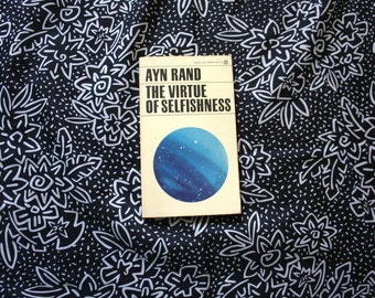 ayn rands book the virtue of Dive deep into ayn rand's the virtue of selfishness with extended analysis, commentary, and discussion.