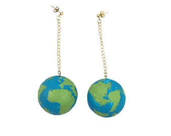 Earth Angel Earrings
