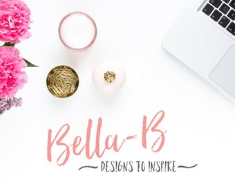 Wordpress Website Design - Website Startup Service - Blog Design by Bella-B