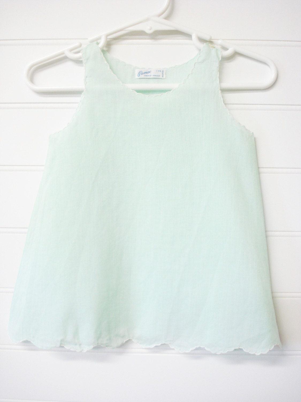 Vintage Baby Dress Vintage Baby Slip Baby Girl Slip Dress