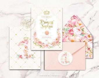 Crown invitation etsy stopboris Image collections