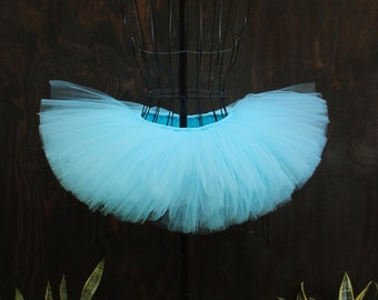 Skye Tutu - Baby Blue Tutu - Available in Infant, Toddlers, Girls, Teenager and Adult Sizes