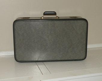 "Vintage Stylecraft 24"" Pullman Suitcase Luggage"