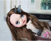 Custom Blythe Doll OOAK Art Doll RESERVED by HelloBlythe 'Phoebe'