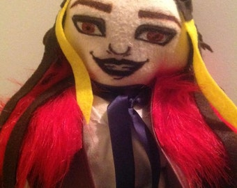 Graverobber From Repo The Genetic Opera Plushie