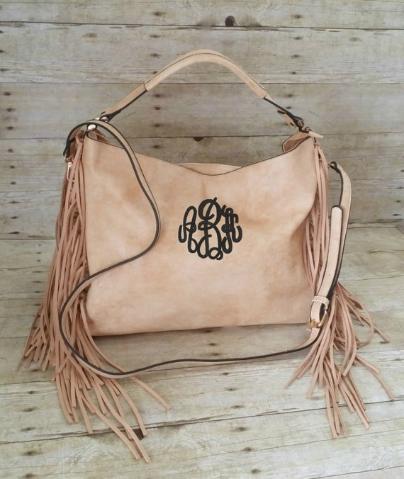 hermes handbags for sale - Monogram Purse Large Hobo Fringe Purse by MaBrownMercantile