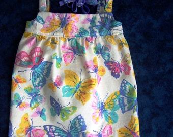 Butterfly Sundress - Fits 18 inch dolls