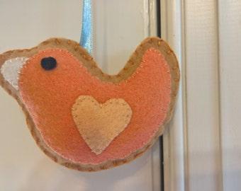 Free Shipping! -- Bird Softie Toy