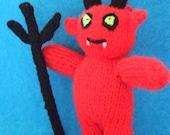 Little devil Halloween character