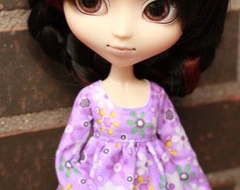 Dress and underskirt for Pullip dolls.