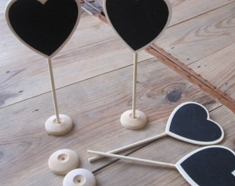 Heart chalkboard, chalkboard sign, table numbers, Wedding signs, vintage wedding, lolly buffet, wedding signage, candy buffet, blackboard