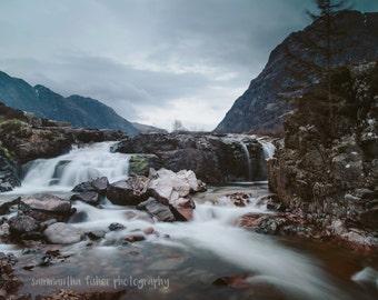 Scotland Landscape Photograph - 8x10 Nature Print