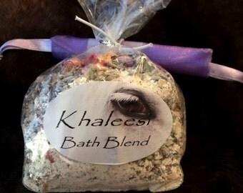 Khaleesi Gift Set - Inspired by Game of Thrones  Herbal Bath Tea, Perfume Spray
